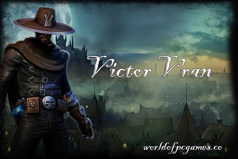 Victor Vran free Download PC Game (Full Version)
