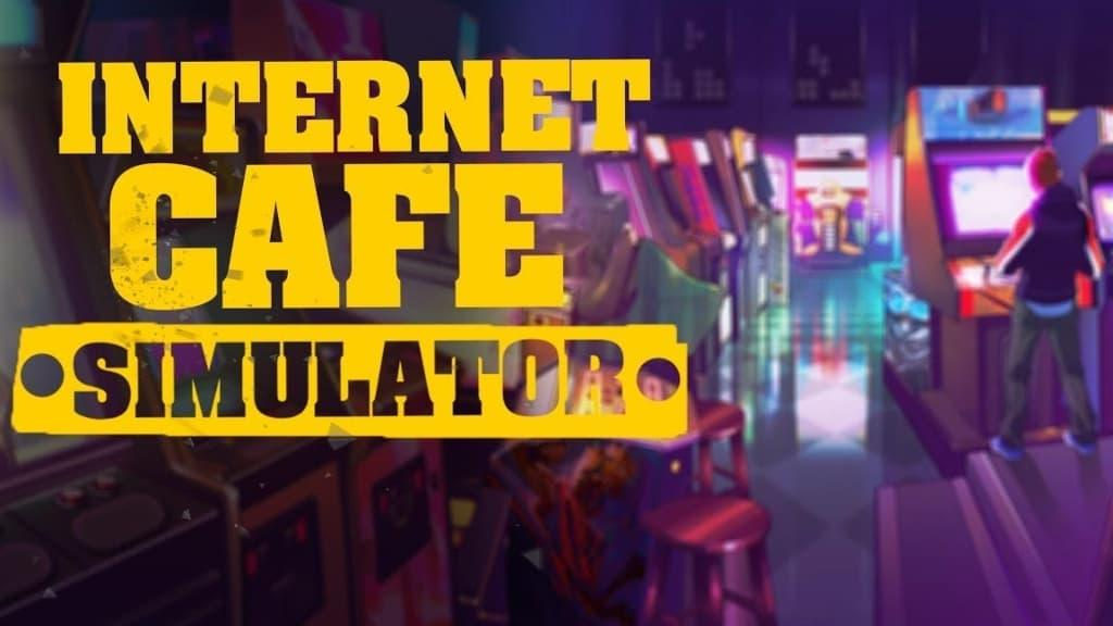 Internet Cafe Simulator PC Download free full game for windows