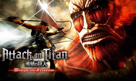 ATTACK ON TITAN WINGS OF FREEDOM free Download PC Game (Full Version)
