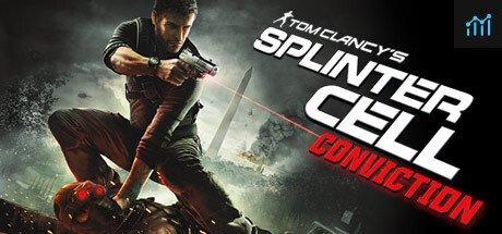 Tom Clancys Splinter Cell Conviction free game for windows