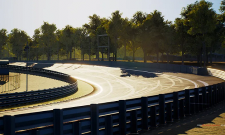 NASCAR comes back to console video games, with the Unreal Engine