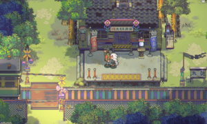 Chucklefish's rail-riding adventure Eastward hits Switch in September