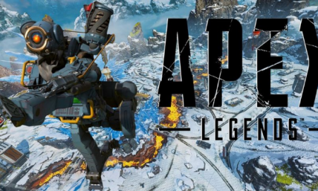 Apex Legends Player Launches Sky High to Hit Amazing Grappling Hook Kill