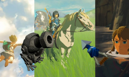 Zelda: Breath of the Wild 2 Should Add More Ways to Traverse Hyrule