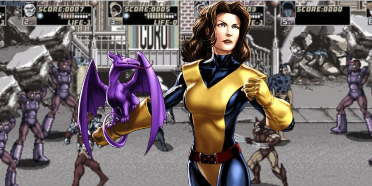 X-Men: All the Video Game Appearances of Kitty Pryde