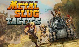 Metal Slug Tactics is bringing turn-based action to Nintendo Switch